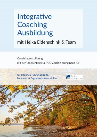 Coaching Ausbildung für Coaches, Führungskräfte, Personal- und Organisationsentwickler. Heika Eidenschink